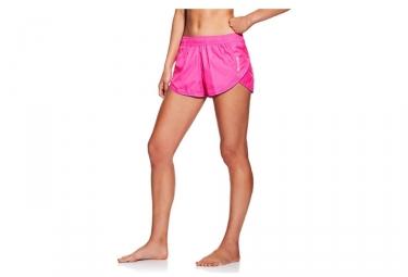 Short femme skins plus rose l