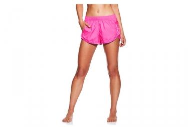 Short Femme Skins Plus Rose