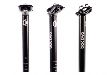 Box Two Saddle Stem 26 Degre 2 perno Black