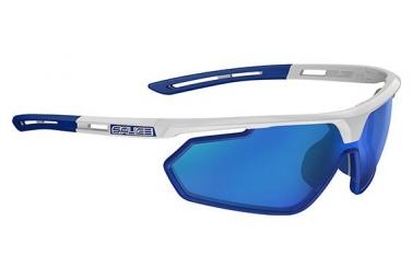 Lunettes salice 018 crx blanc bleu