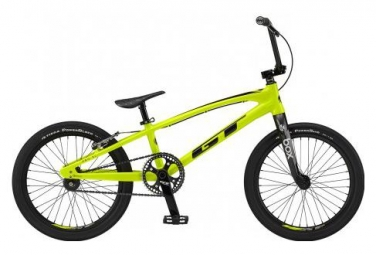 Bmx race gt speed serie pro xl jaune noir 2018