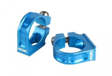 Paire de colliers de commande de vitesse kcnc i spec ii bleu