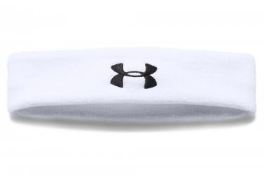 Bandeau eponge under armour performance blanc