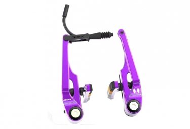 Caja Eclipse Brake V-Brake Purple 108mm