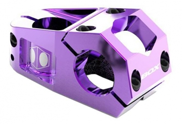 Box Delta Stem 31.8 Purple