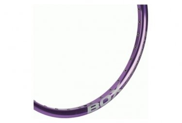 Box Focus Rim Front 20x1-1/8 28T Purple