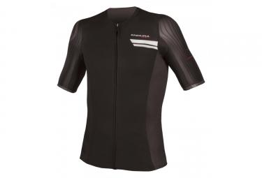 ENDURA QDC Drag2Zero Short Sleeve Jersey Black
