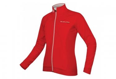 Endura wms fs260 pro jetstream long sleeve jersey red xs