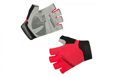Endura Hummvee Plus Gloves - Noir / Rouge