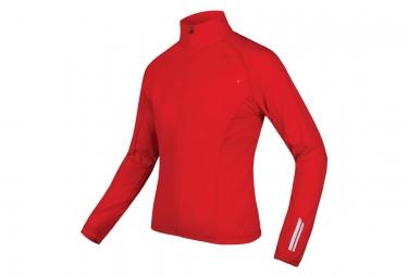 ENDURA Wms Roubaix Jacket Red