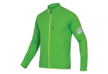 Endura Windchill jacket Men's hi-viz green