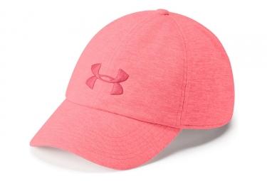 68d79a14205de Under Armour Microthread Twist Renegade Women Cap Pink