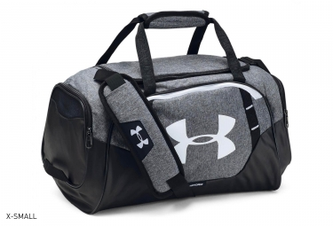 Sac de Sport Under Armour Undeniable 3.0 Gris Noir
