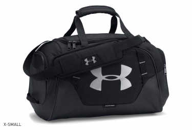 Sac de Sport Under Armour Undeniable 3.0 Noir