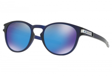 OAKLEY Lunettes Latch Matte Translucent Blue/Prizm Sapphire Ref OO9265-4253