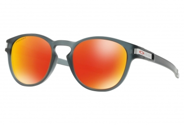 Gafas Oakley Latch  clear orange Prizm Ruby