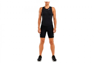 2XU Active Trisuit Mujer Negro