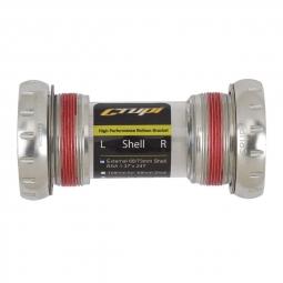 Boitier de pedalier CRUPI precise 68-73mm polish 24 mm
