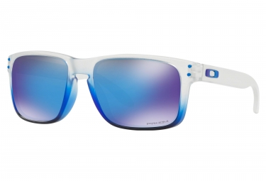 f0f89ded654658 Lunettes Oakley HOLBROOK The Mist Collection Sapphire Mist Prizm Sapphire  Ref OO9102-G555