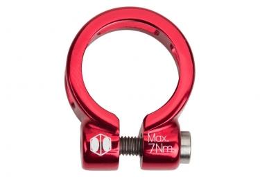 Collier de selle Box Helix 25.4mm Rouge