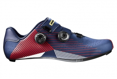 Zapatillas Carretera Mavic Cosmic Allure Noir / Rouge