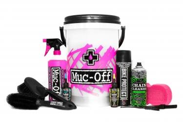 Seau de Nettoyage Muc-Off Bucket Kit