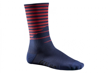 Calcetines Mavic Allure - Bleu / Rouge
