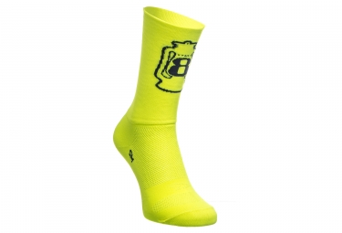 Defeet Aireator 8 Lumens F*ck Yeah Neon Yellow