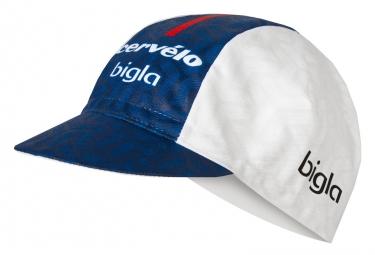 Cappellino Endura Cerv lo Bigla Team 2018 Blu / Bianco