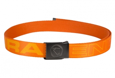 Endura One Clan Belt Orange