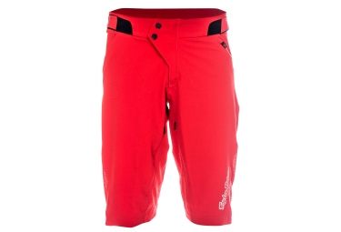 Troy Lee Designs Shorts Ruckus Rojo 32