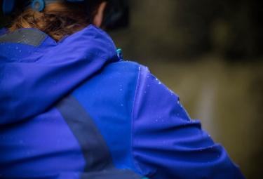 Craft Shell 2.5l Veste de pluie /à capuche Femme