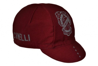 Cinelli Cap Crest Red