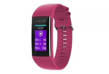 Polar A370 Watch Pink