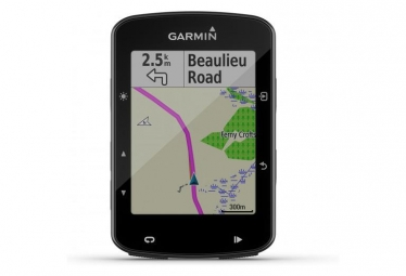 GPS Garmin Edge 520 Plus Nero