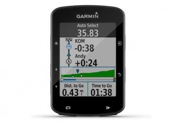 Garmin GPS Edge 520 Plus Noir