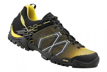Garmont Sticky Cloud GTX Shoes Black Yellow