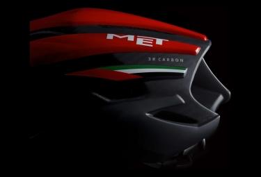 Casque Met Trenta 3K Carbon Team UAE Emirates