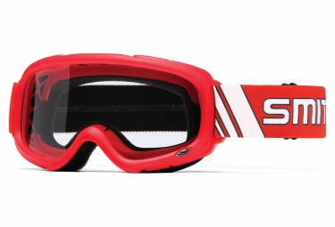 Smith Gambler MX Youth Goggle Red