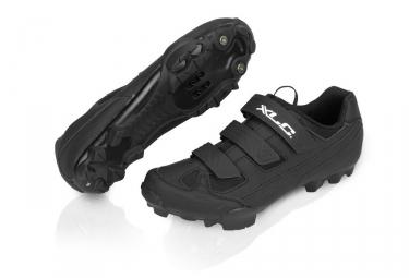 Chaussures vtt xlc pro cb m06 noir 41
