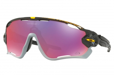 Lunettes oakley jawbreaker tour de france edition 2018 carbon prizm road ref oo9290