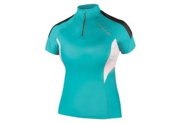 Endura Women Hummvee Lite Short Sleeves Jersey Teal Blue