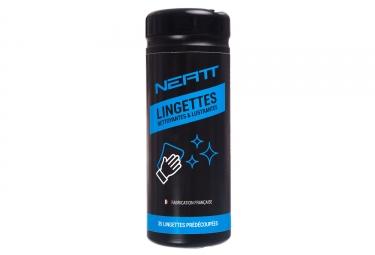 Lingettes Nettoyantes Neatt Dégraissantes et Lustrantes x35