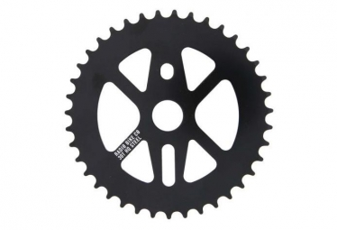 Radio Bike Chainring Steel Black