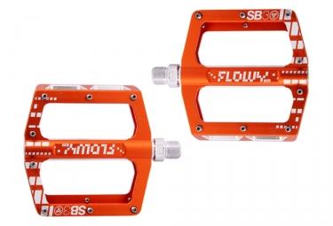 Paire de Pédales SB3 Flowy AM Orange
