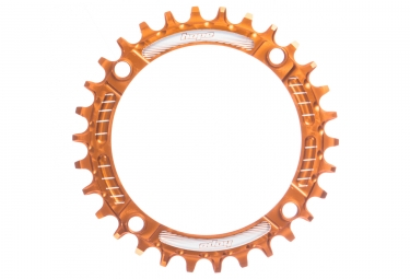 Hope Retainer Narrow Wide Chainring Orange