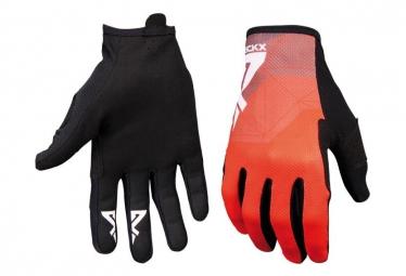 Gants Longs Trick X Lite Noir/Rouge