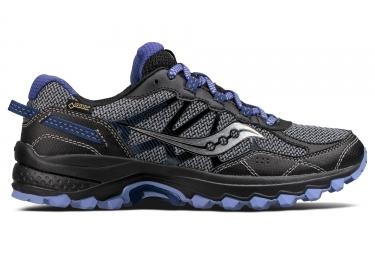 Paire de chaussures de running saucony grid excursion tr11 gtx 37 1 2