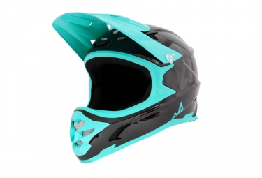 Trick-X Send IT Full Face Helmet Turquoise