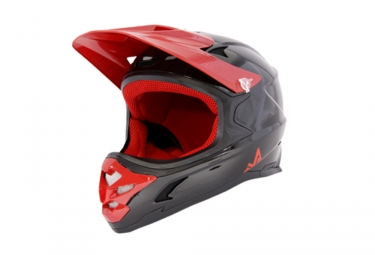 Casque Trick-X Send IT Rouge